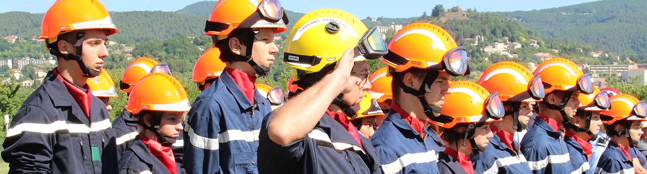 Devenir jeune sapeur-pompier?