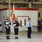 Le lieutenant 1ère classe Lin Vidal est le nouveau chef du centre d'incendie et de secours de Tournon-sur-Rhône