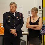 Au revoir Commandant BERTRAND,