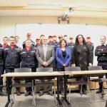 Une nouvelle école de jeunes sapeurs-pompiers sur la montagne ardéchoise