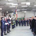 Le lieutenant  de 1ère classe Eric Courtial est le nouveau chef du centre d'incendie et de secours de Sud vallée du Rhône d'Ardèche