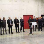 Le centre d'incendie et de secours de Vallon-Pont-d'Arc a un nouveau chef de centre