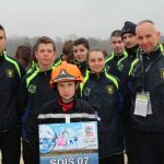 Presque 600 participants au challenge de la qualité et parcours sportif sapeur-pompier des SDIS de l'Ardèche et de la Drôme