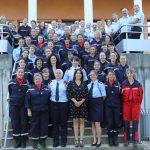 Les femmes sapeurs-pompiers parlent d'elles