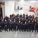 L'incendie urbain est une catégorie d'intervention pour laquelle les sapeurs-pompiers de l'Ardèche se forment