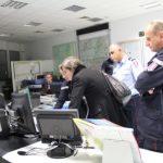 La sous-préfète de Largentière en visite à la direction départementale des services d'incendie et de secours