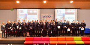 Deux agents du SDIS de l'Ardèche primés par l'ENSOSP (école nationale supérieure des officiers de sapeurs-pompiers) pour leurs mémoires réalisés dans le cadre de formation