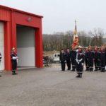 Le lieutenant 2ème classe Jean-Philippe Fillon a pris le commandement du centre d'incendie et de secours de Saint-Péray