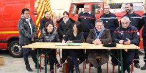Innovant : les enfants des sapeurs-pompiers volontaires de Saint-Félicien gardés si besoin en dehors du temps scolaire