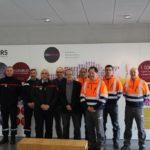 Nouvelles signatures de convention pour deux employeurs de sapeurs-pompiers volontaires sur le groupement territorial Sud