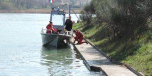 Les cynos sapeurs-pompiers ardéchois et parisiens se retrouvent en Ardèche pour échanger leurs bonnes pratiques