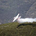 Les sapeurs-pompiers de l'Ardèche s'entraînent à l'extinction des feux de forêts à l'entrée de la saison estivale