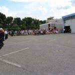 Le lieutenant 2ème classe Emmanuel Barroun prend le commandement du centre d'incendie et de secours de La Voulte-sur-Rhône