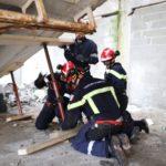 Un exercice zonal organisé en Ardèche et dans la Drôme pour tester la montée en puissance des équipes Sauvetage Déblaiement en cas de séisme