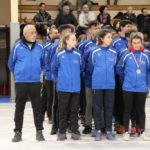 De belles performances de la délégation du SDIS de l'Ardèche au 37ème cross régional des sapeurs-pompiers