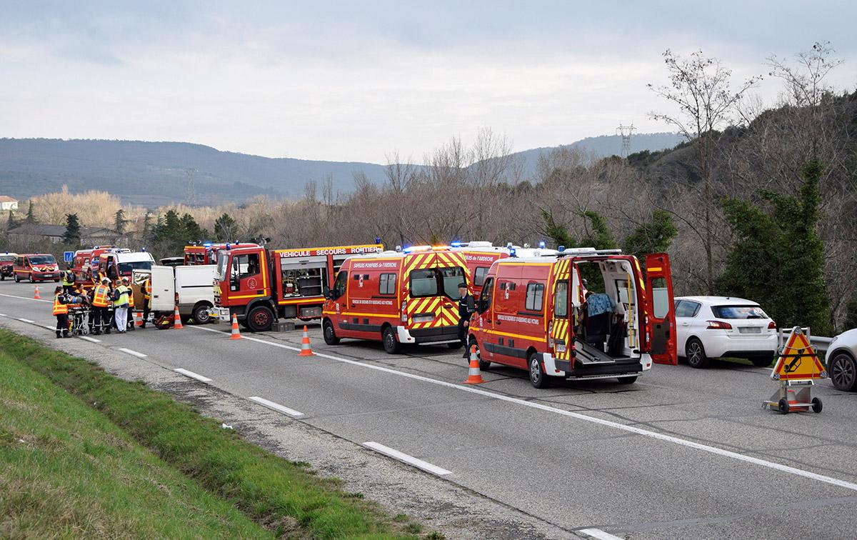 Les missions des sapeurs-pompiers