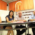 Le SDIS et l'Union départementale des sapeurs-pompiers de l'Ardèche pérennisent leur partenariat