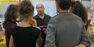 Les sapeurs-pompiers du Pouzin présents au forum des associations