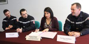 Un protocole d'accord actualisé pour faciliter l'exercice du droit syndical au SDIS de l'Ardèche