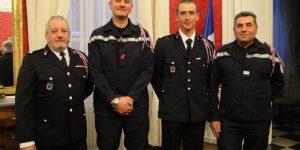 Le préfet de l'Ardèche a présenté ses vœux aux forces de sécurité