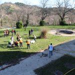Un exercice départemental grandeur nature à Jaujac met en scène de nombreuses victimes