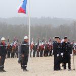 Une délégation ardéchoise au cross national des sapeurs-pompiers dans l'Aisne
