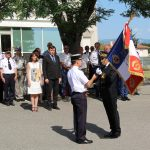 Le colonel hors classe Didier Amadeï quitte ses fonctions de directeur du SDIS de l'Ardèche