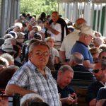 Les anciens sapeurs-pompiers retraités de l'ex région Rhône-Alpes se sont retrouvés le temps d'une journée