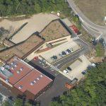 Inauguration du centre d'incendie et de secours d'Annonay Rhône Agglo et des locaux du groupement territorial Nord, le plus grand casernement de l'Ardèche