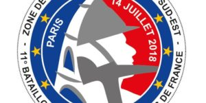 Participation des sapeurs-pompiers de l'Ardèche au Défilé du 14 juillet à Paris