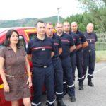 J-3 avant le départ pour Satory de la délégation ardéchoise pour la semaine d'entraînement parisienne préalable au défilé du 14 juillet