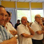 Le colonel Luc Skrzynski, directeur départemental adjoint du SDIS de l'Ardèche prend de nouvelles fonctions au SDIS du Cantal