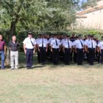 36 nouvelles recrues sapeurs-pompiers opérationnelles au SDIS de l'Ardèche