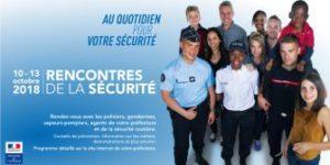 Les sapeurs-pompiers de l'Ardèche aux rencontres de la sécurité 2018