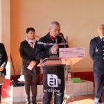 Le sergent-chef Lionel Glandut est le nouveau chef du centre d'incendie et de secours d'Ardoix