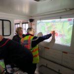 Les sapeurs-pompiers de l'Ardèche se préparent à la lutte contre les feux de forêts