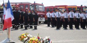 La commune de Le Teil accueillait la journée nationale des sapeurs-pompiers 2019