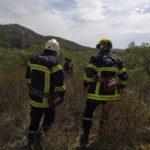 La colonne mutualisée SDIS 07 et SDIS 26 est rentrée de Corse