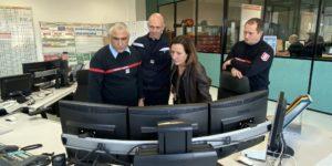 Visite protocolaire de Julia CAPEL-DUNN, nouvelle secrétaire générale de la Préfecture de l'Ardèche